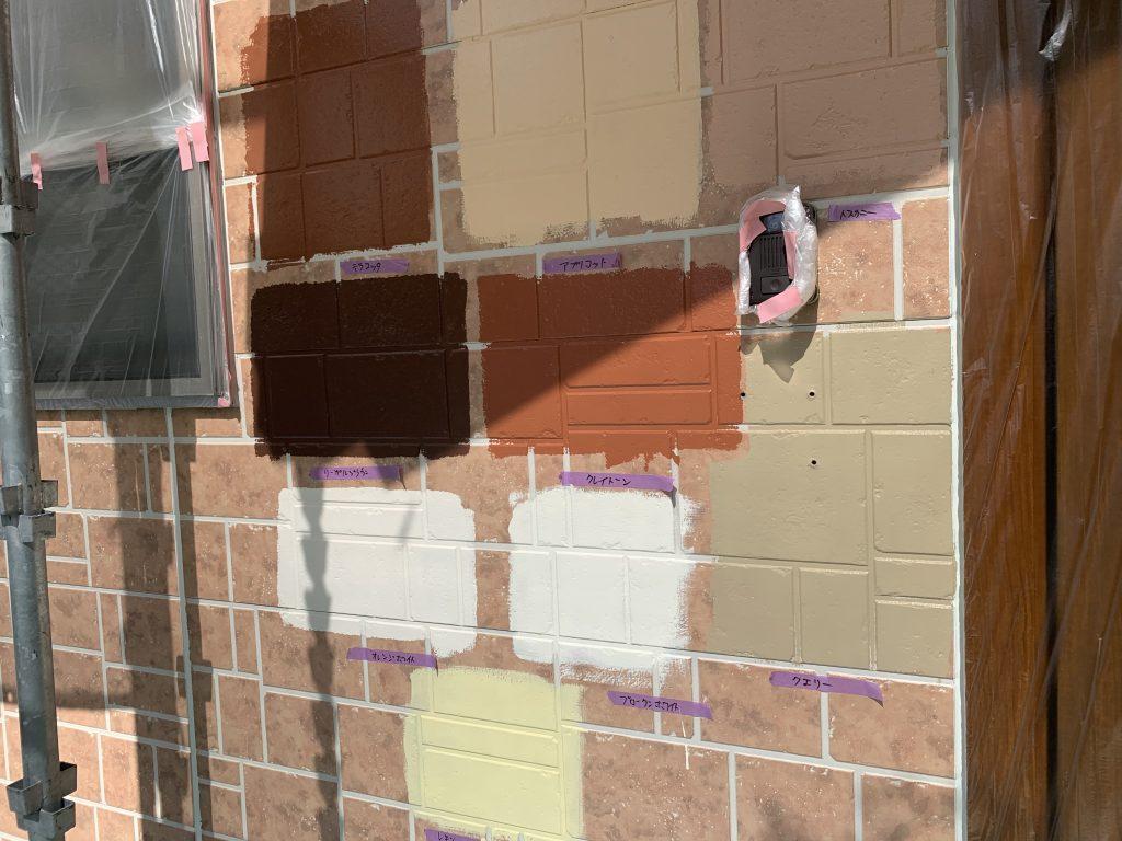 笠間市 外壁塗装