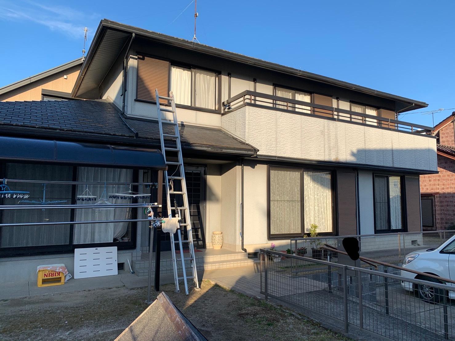 ひたちなか市 外壁塗装・屋根工事・防水工事