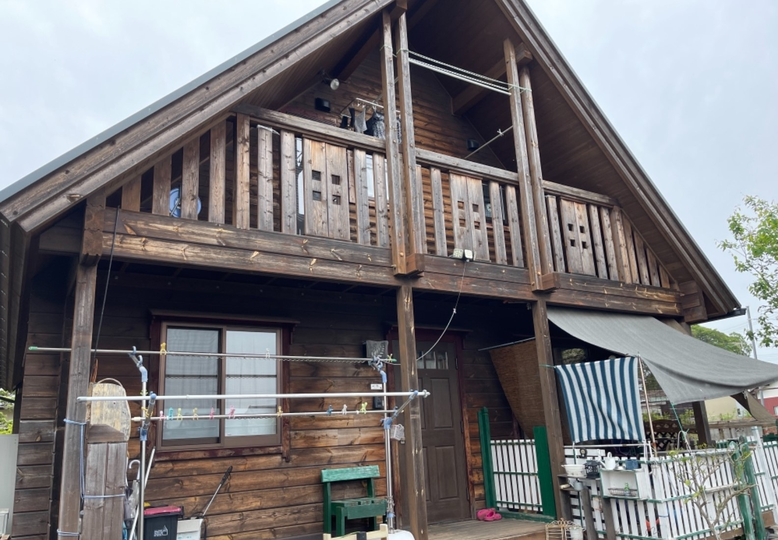 水戸市 中原町 K様邸 外壁塗装工事