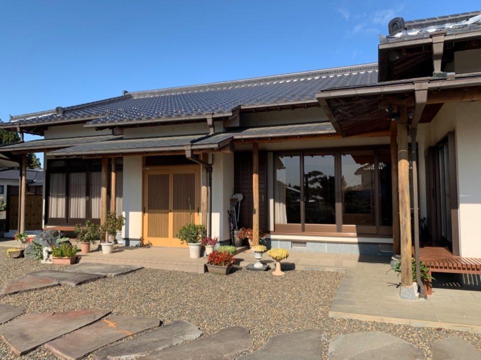太田市 K様邸 外壁塗装工事